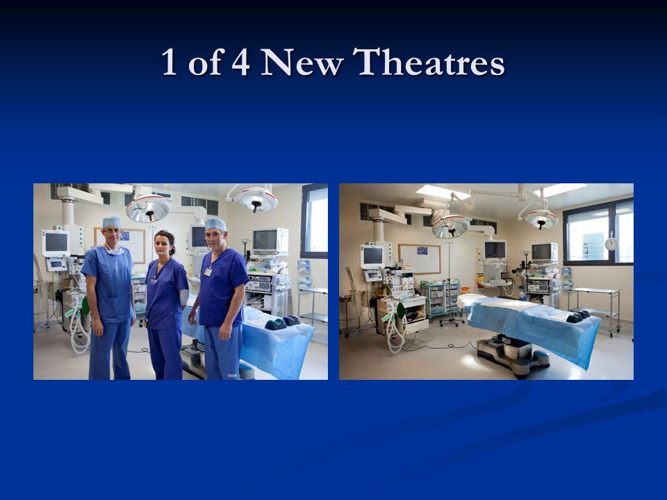 1 of 4 New Theatres