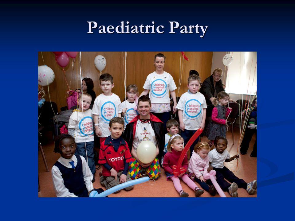 Paediatric Party