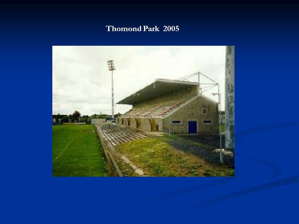 Thomond Park 2005