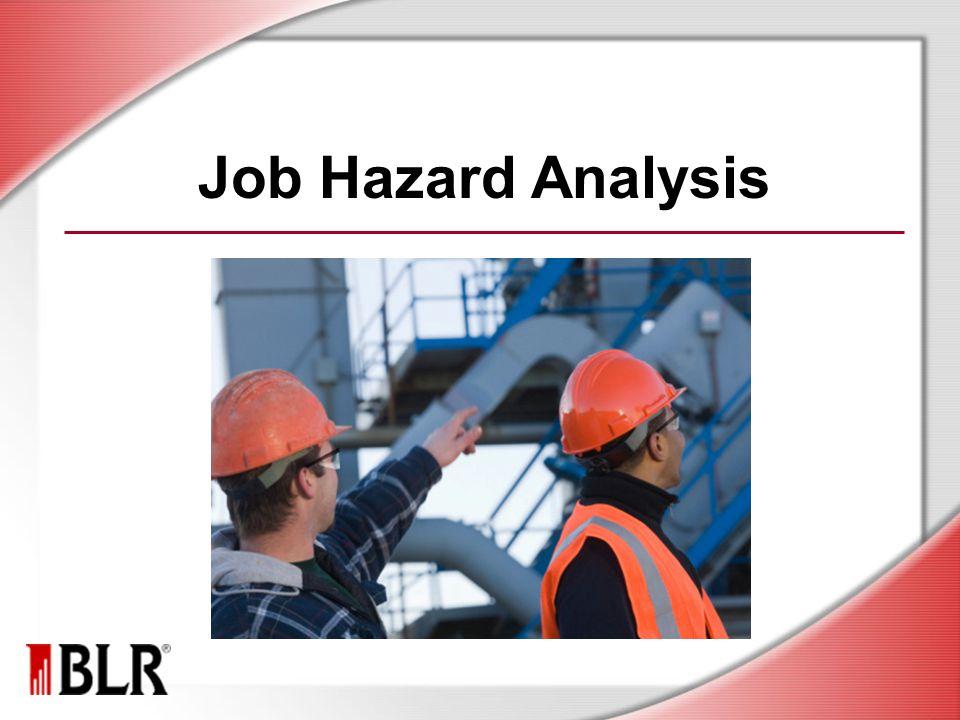 Job Hazard Analysis