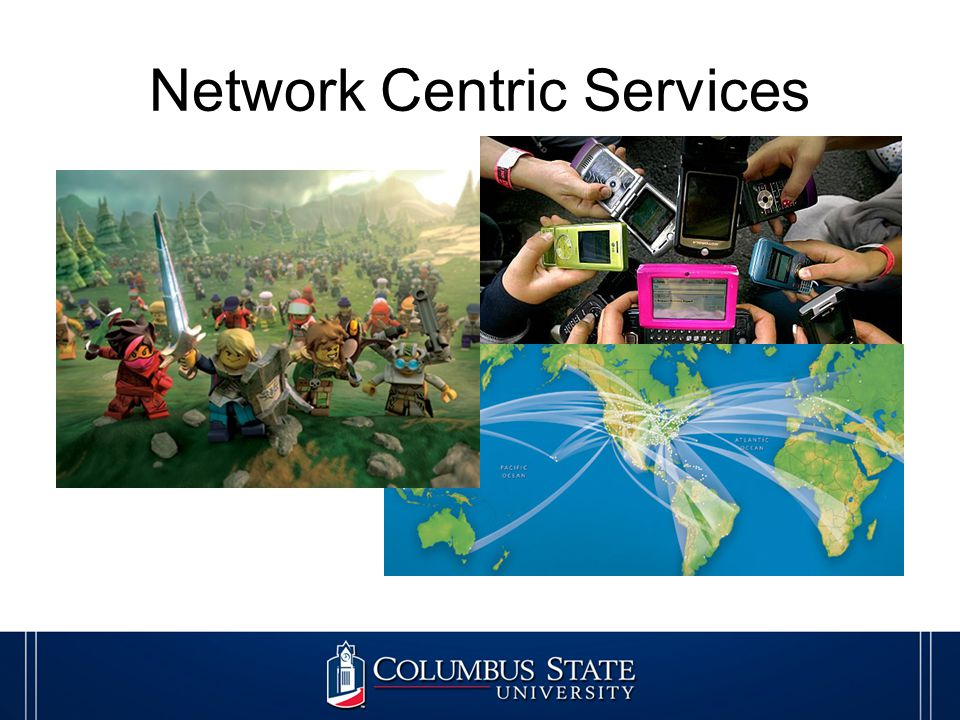 Network Centric Services
