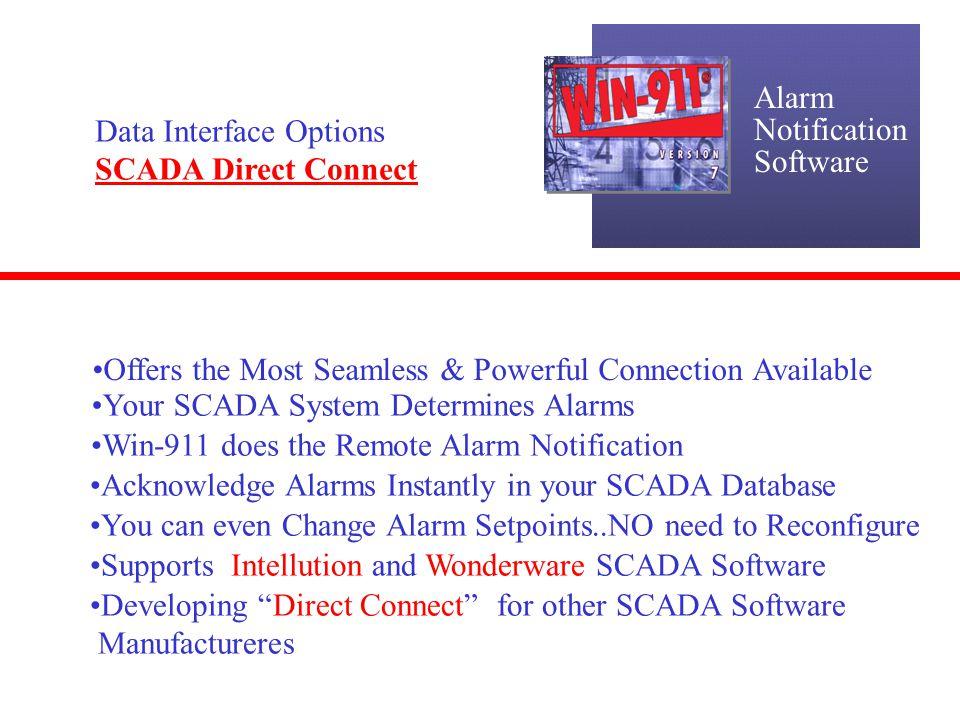 Alarm Notification Software