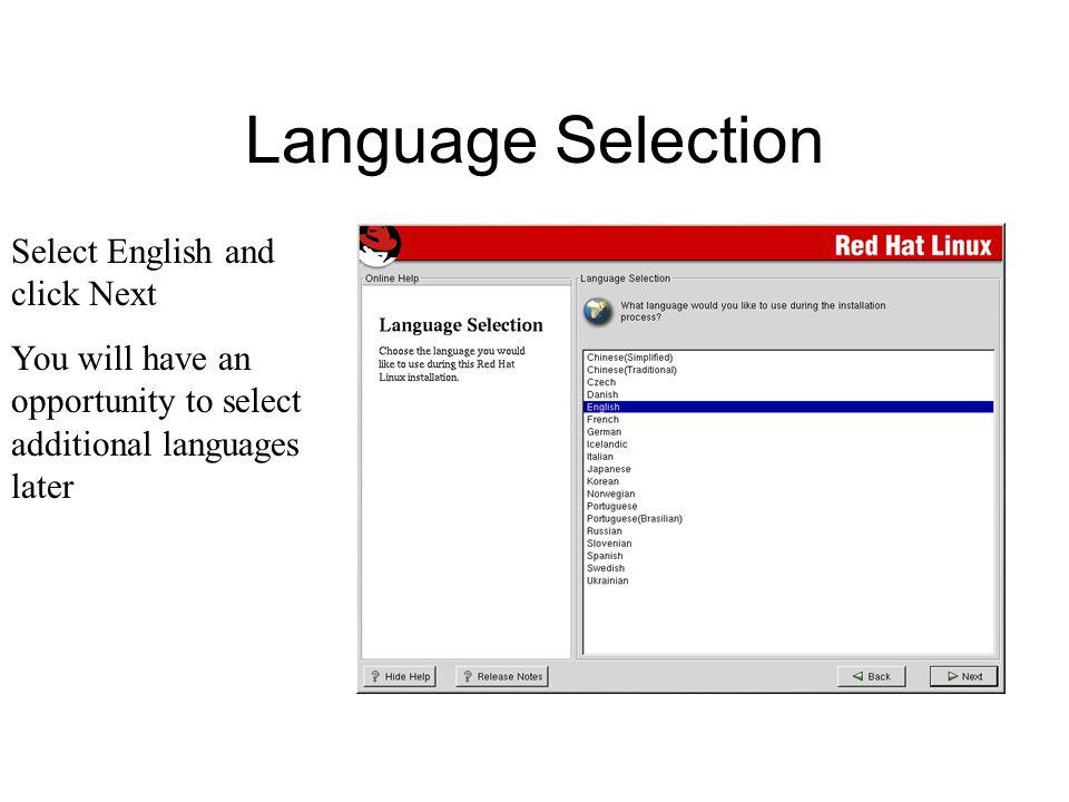 Boot Loader Select GRUB the default