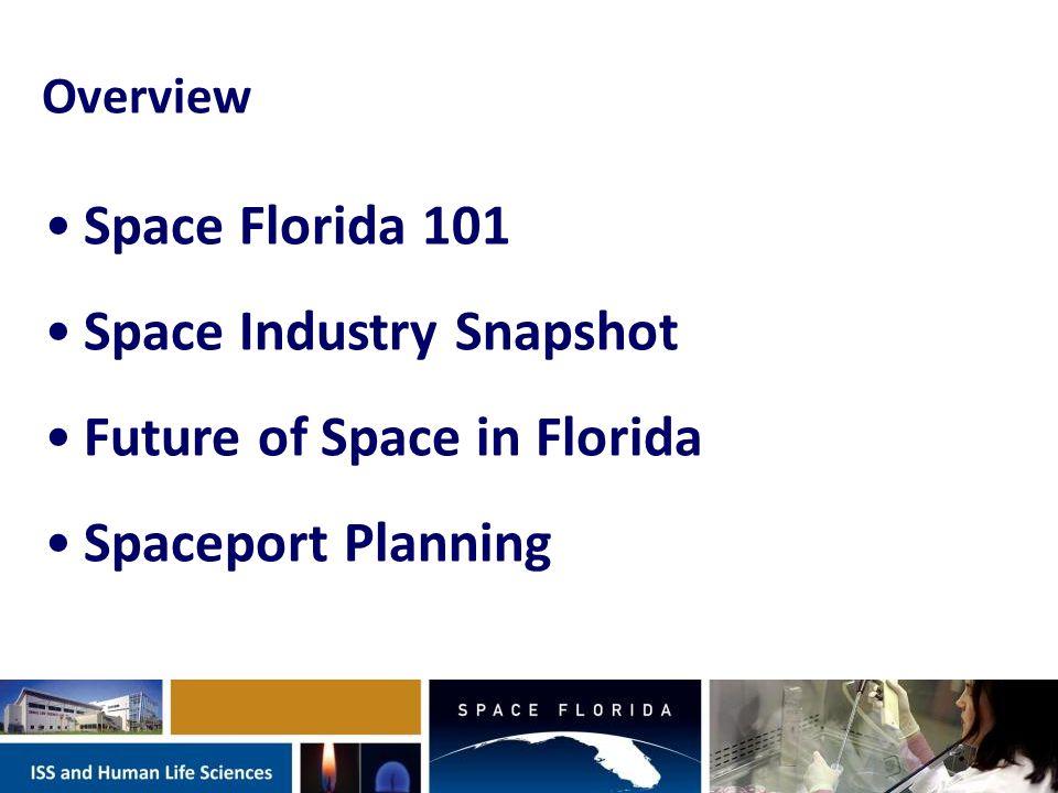 Cape Canaveral Spaceport Complex Master Plan Goals