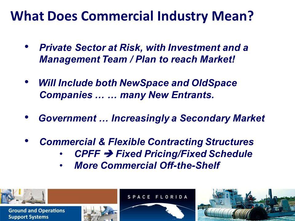 $290 Billion Space Economy.