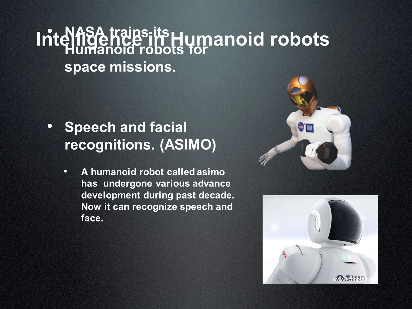 Robonaout R2 The dexterous robot not only looks like a human but also is designed to work like one.