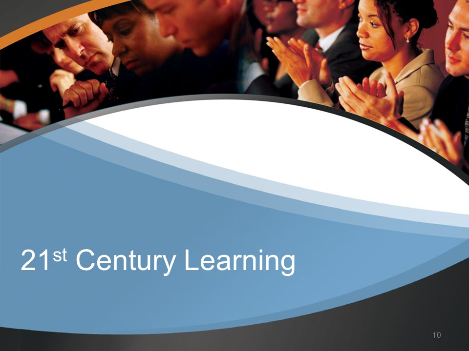 21 st Century Learning 10