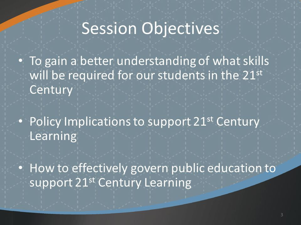 Policy Implications Questions to Consider What else we do we need to teach.