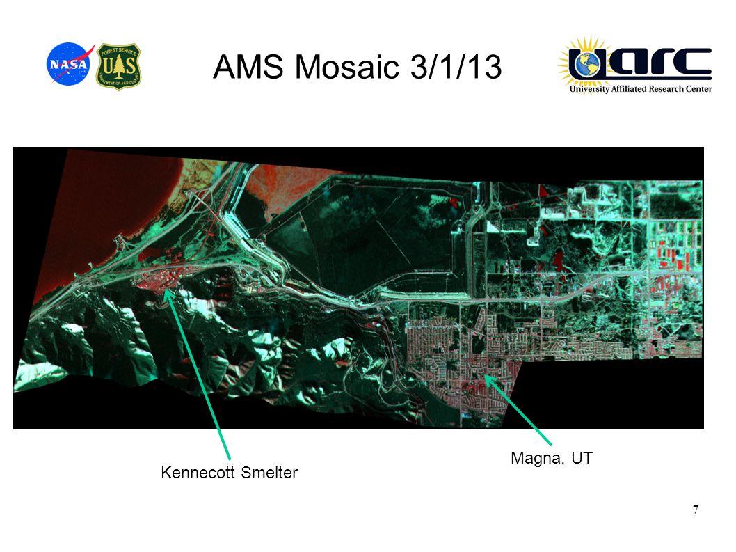 AMS Mosaic 3/1/13 7 Magna, UT Kennecott Smelter