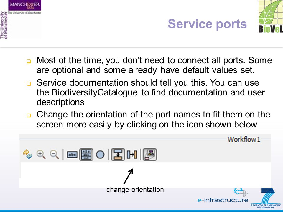  Most of the time, you don't need to connect all ports.