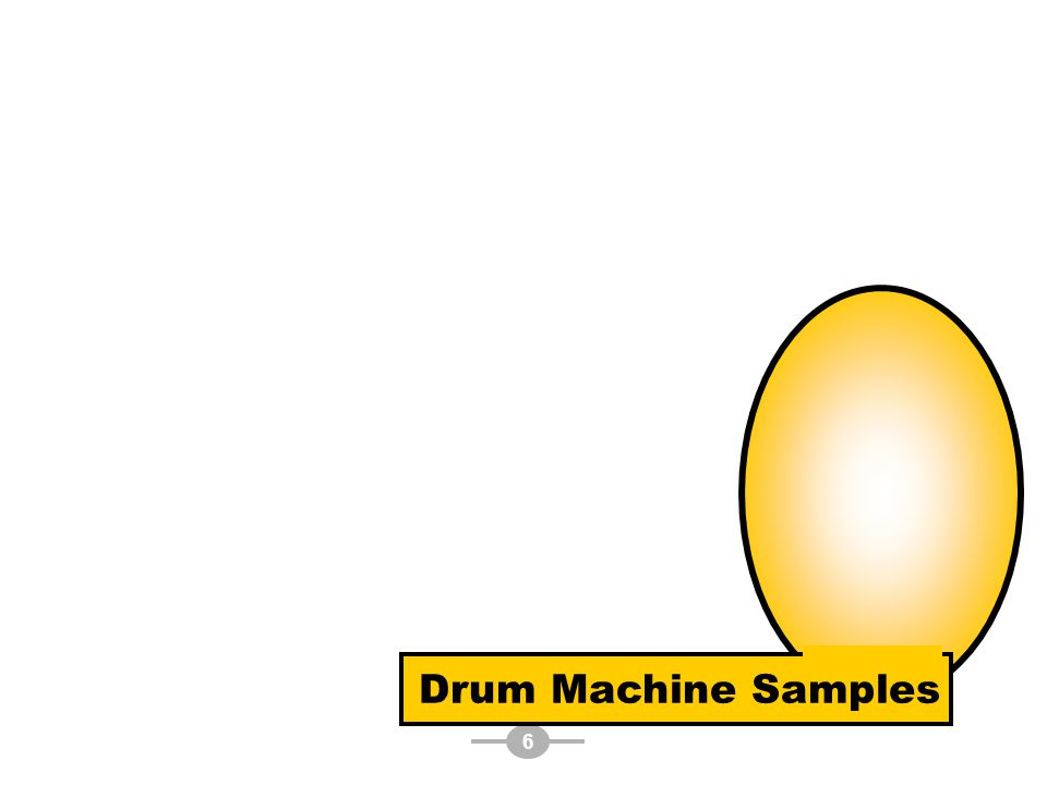 6 Drum Machine Samples