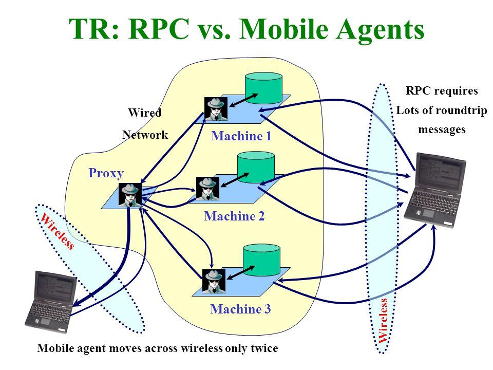 TR: RPC vs.