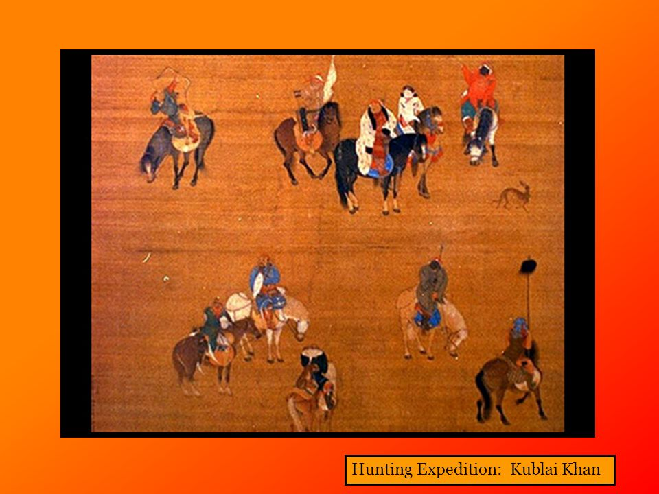 Hunting Expedition: Kublai Khan
