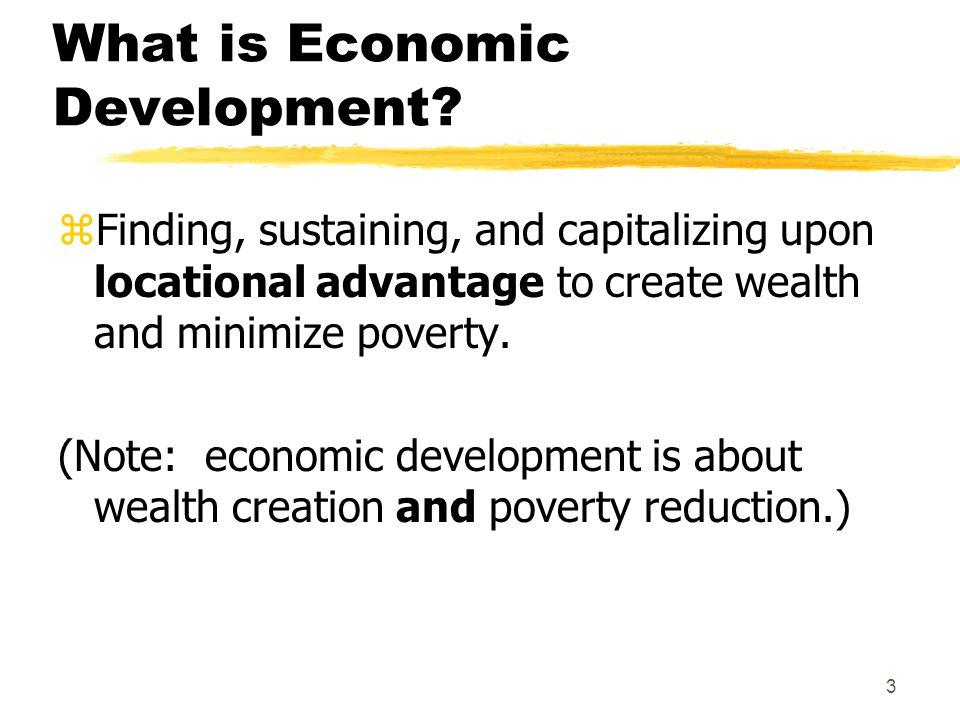 4 What is Workforce Development.