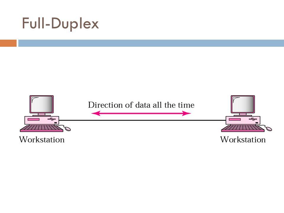 Full-Duplex