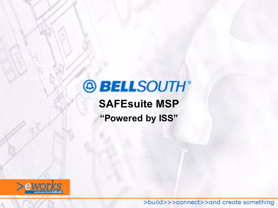 """SAFEsuite MSP """"Powered by ISS"""""""