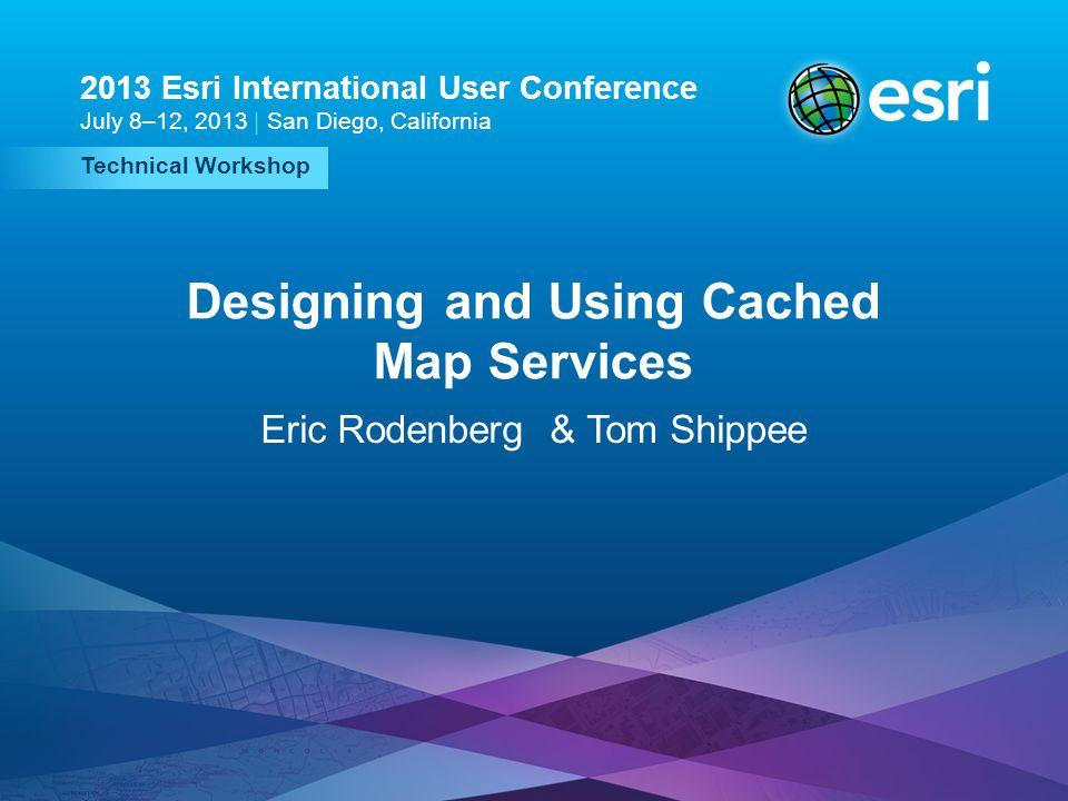 Esri UC2013. Technical Workshop.
