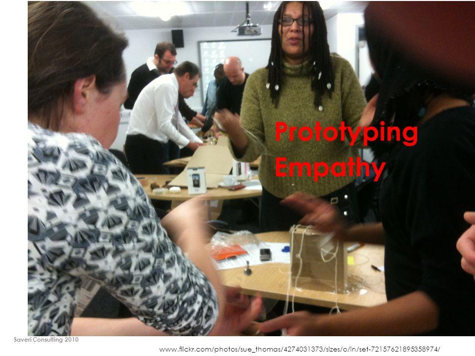 www.flickr.com/photos/sue_thomas/4274031373/sizes/o/in/set-72157621895358974/ Prototyping Empathy