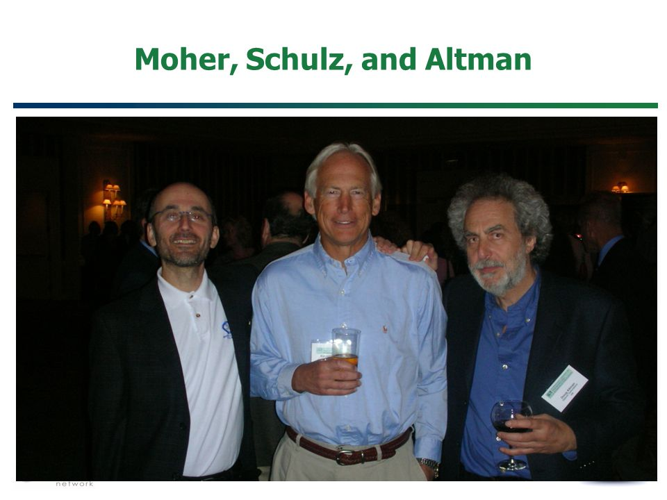 Moher, Schulz, and Altman