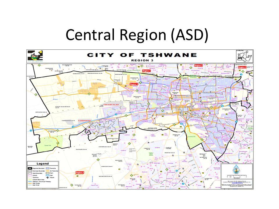 Central Region (ASD)
