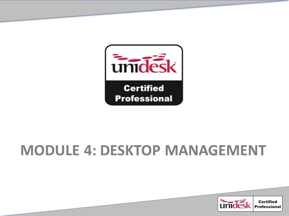 Agenda Desktop deployment – Options and process Persistent vs Non-Persistent Desktops Template Usage Desktop Configuration Options Maintenance Windows Searching and filtering