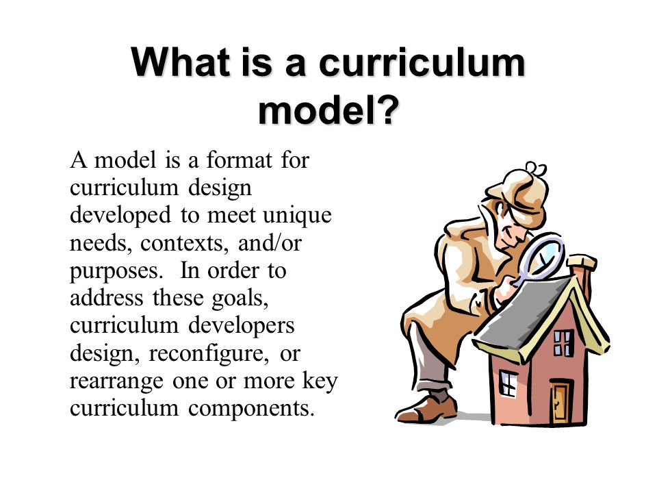 Characteristics of Exemplary Curriculum Powerful knowledge goals, representative or generative topics, and big ideas Advance organizers that clarify p