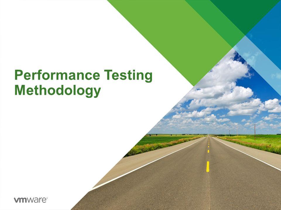 Performance Testing Methodology