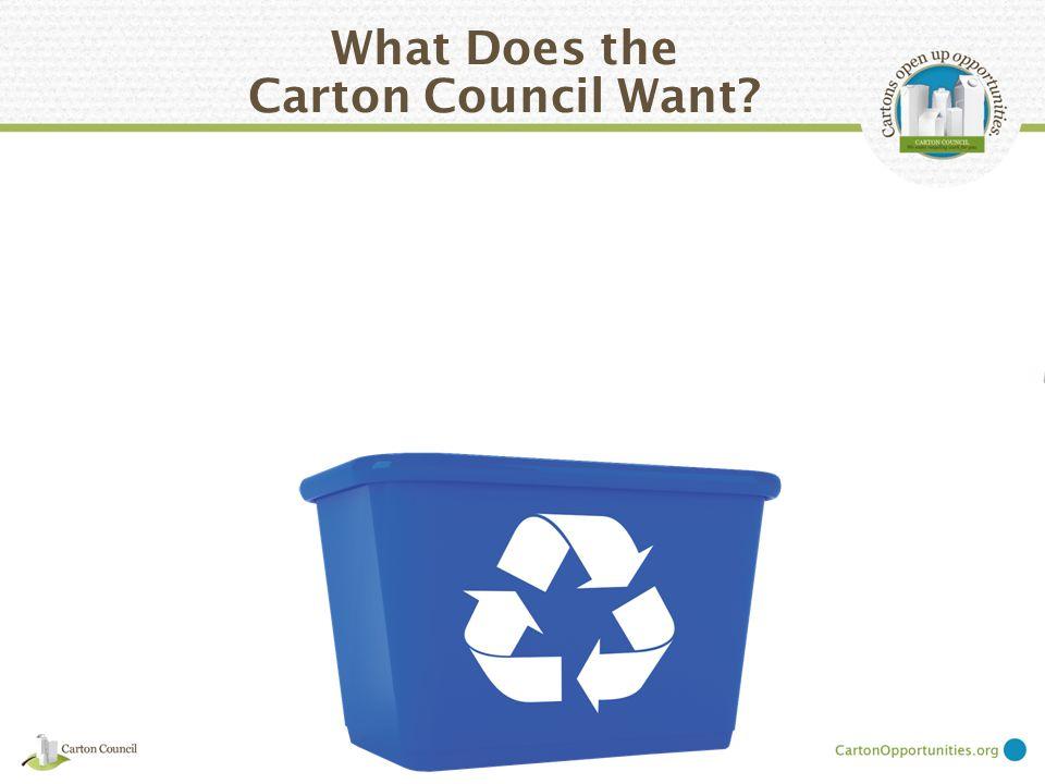 Grants I really feel recycling instills pride in school...pride, partnership and leadership.