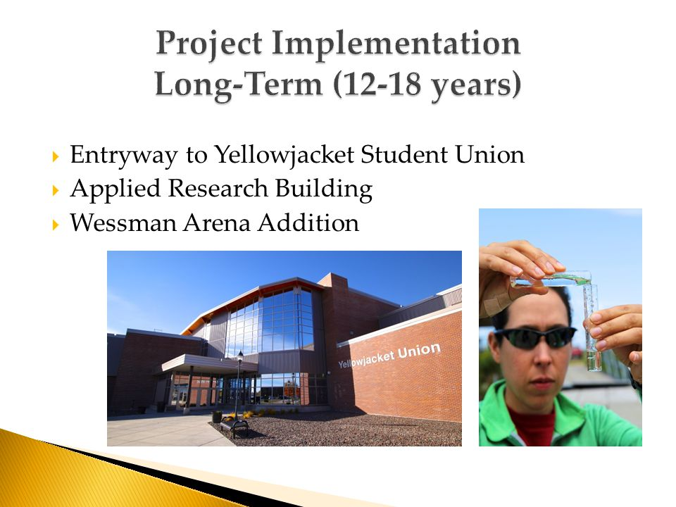  Entryway to Yellowjacket Student Union  Applied Research Building  Wessman Arena Addition
