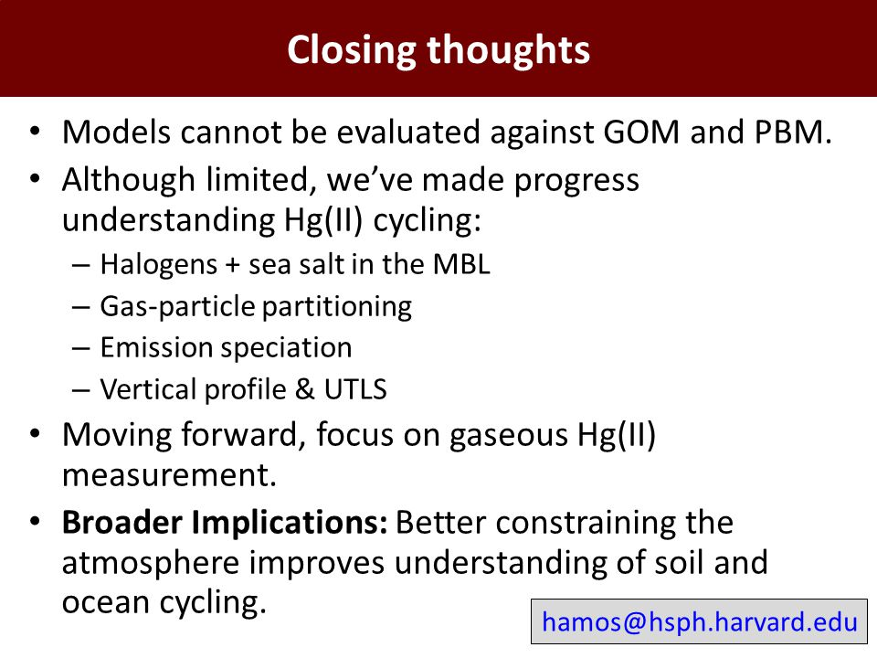 Models cannot be evaluated against GOM and PBM.