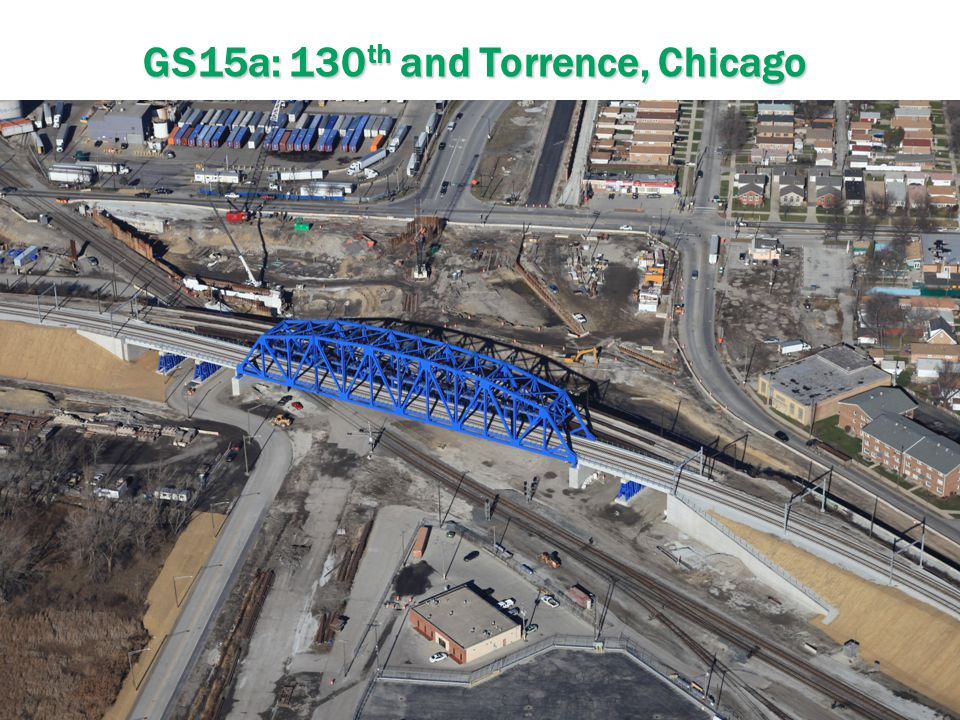 GS15a: 130 th and Torrence, Chicago