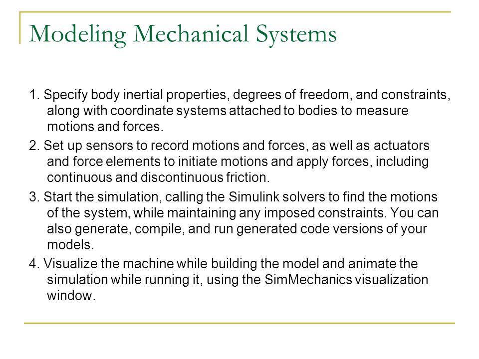 3.Configure Body blocks.