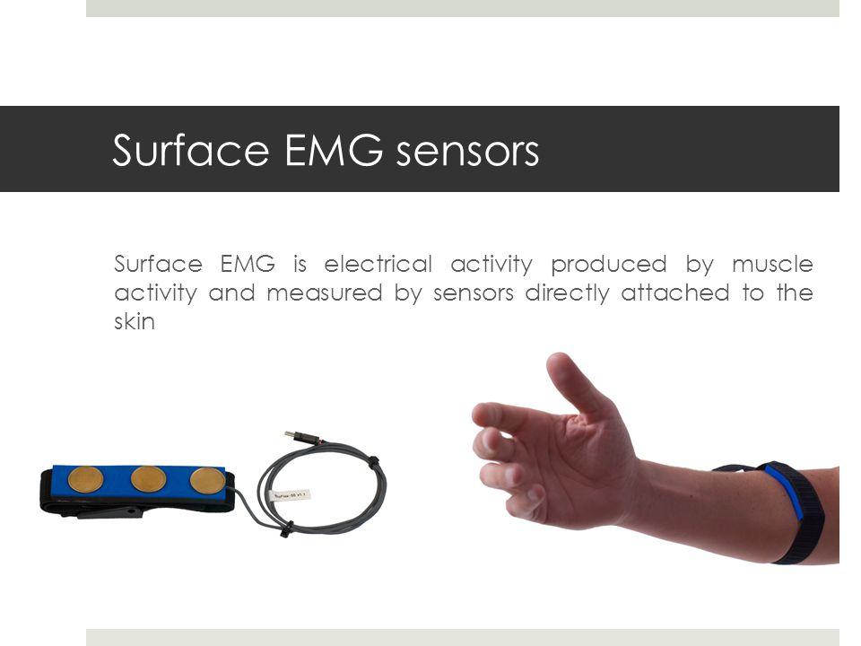 3 channel EMG system