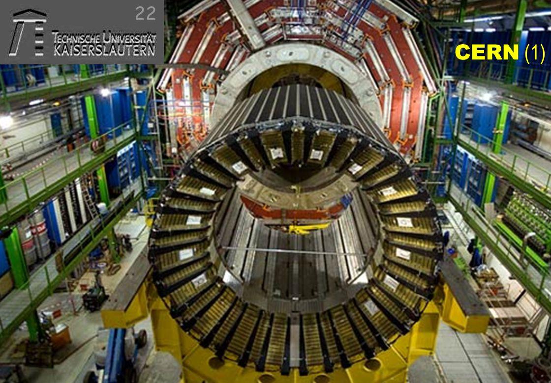 © 2010, reiner@hartenstein.de http://hartenstein.de TU Kaiserslautern 2011, CERN (1) 22