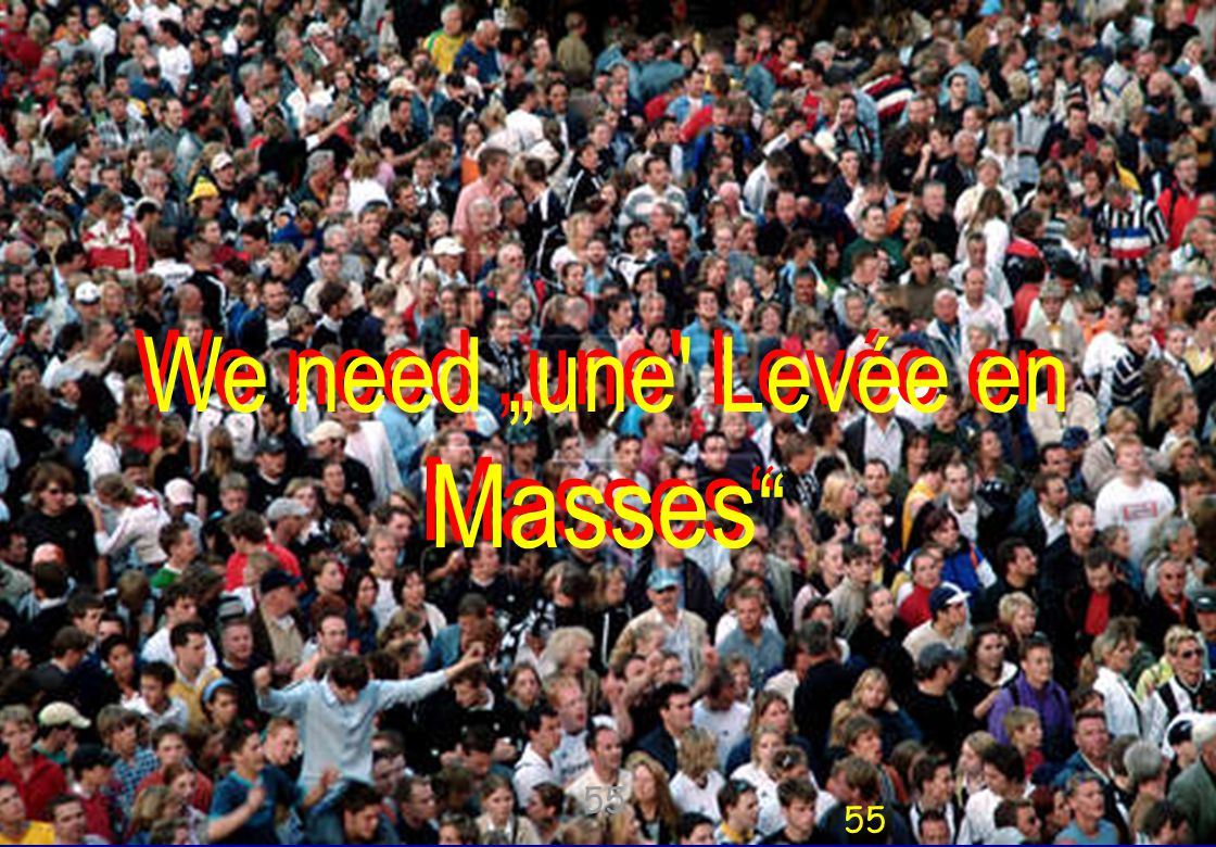 "© 2010, reiner@hartenstein.de http://hartenstein.de TU Kaiserslautern We need ""une' Levée en Masses"" 55 We need ""une' Levée en Masses "" 55"