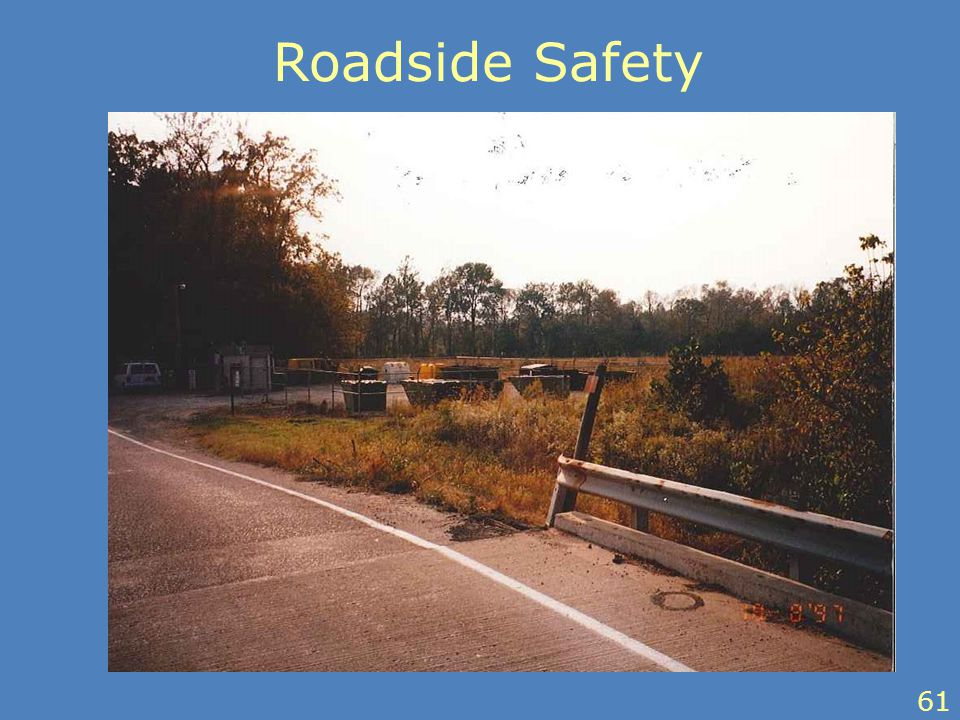 Roadside Safety 61