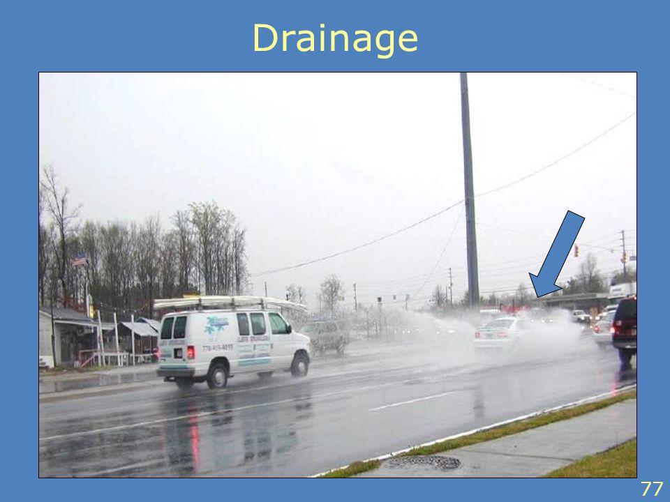 77 Drainage