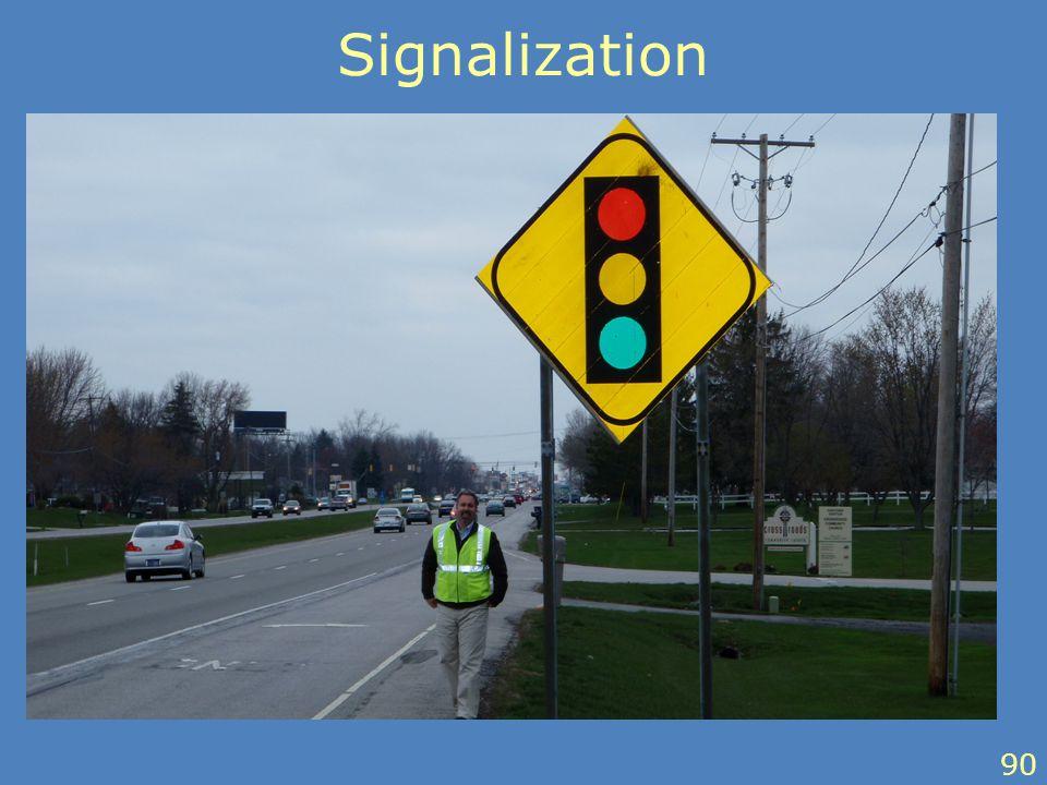 Signalization 90