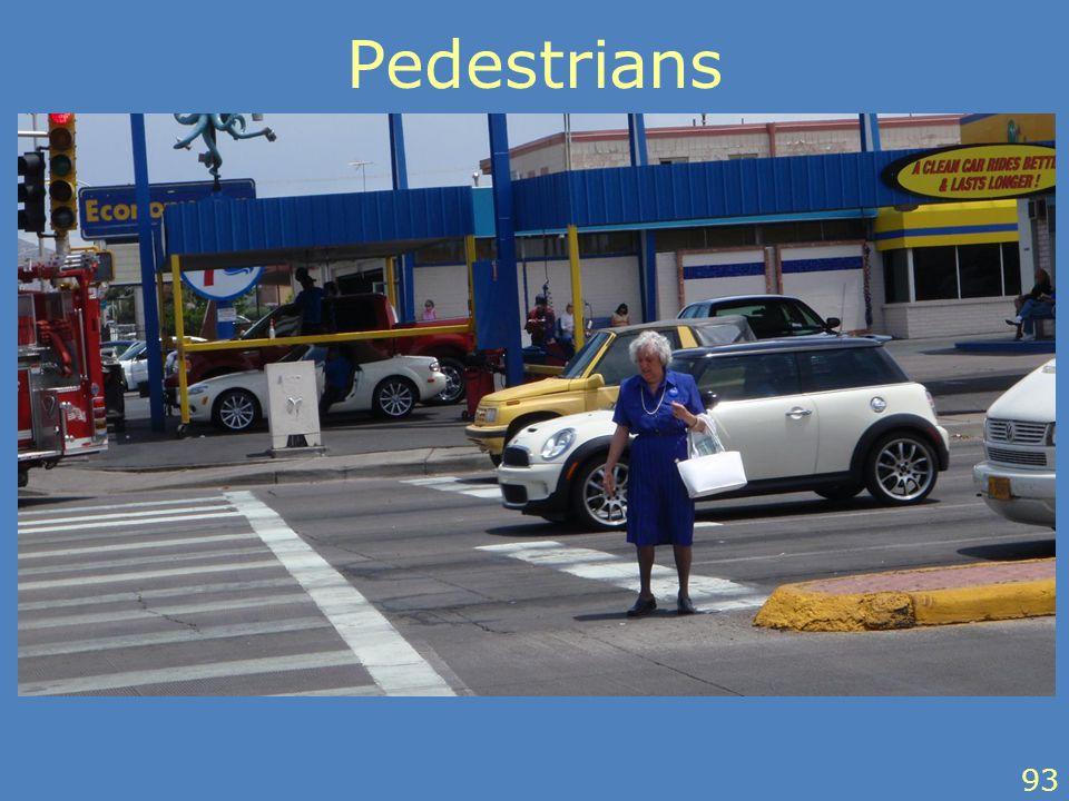 Pedestrians 93