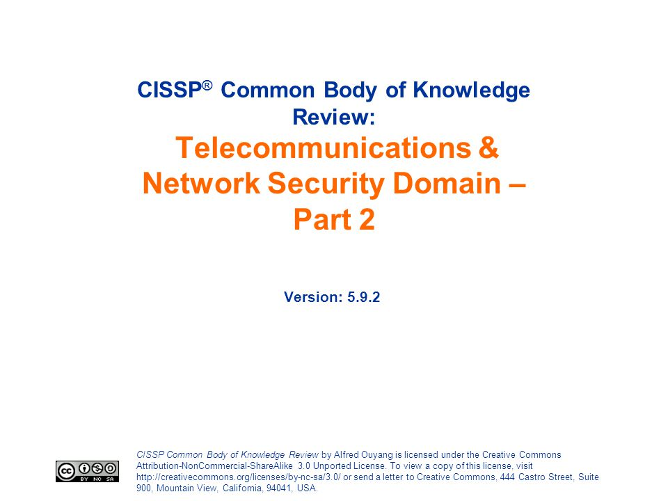 - 42 - Security of Network Layer Dynamic Routing: Interior Gateway Protocols (IGPs) To preserve integrity of route table: Use MD-5 authentication between neighbor routers.