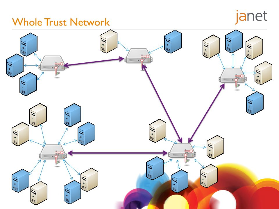 Whole Trust Network
