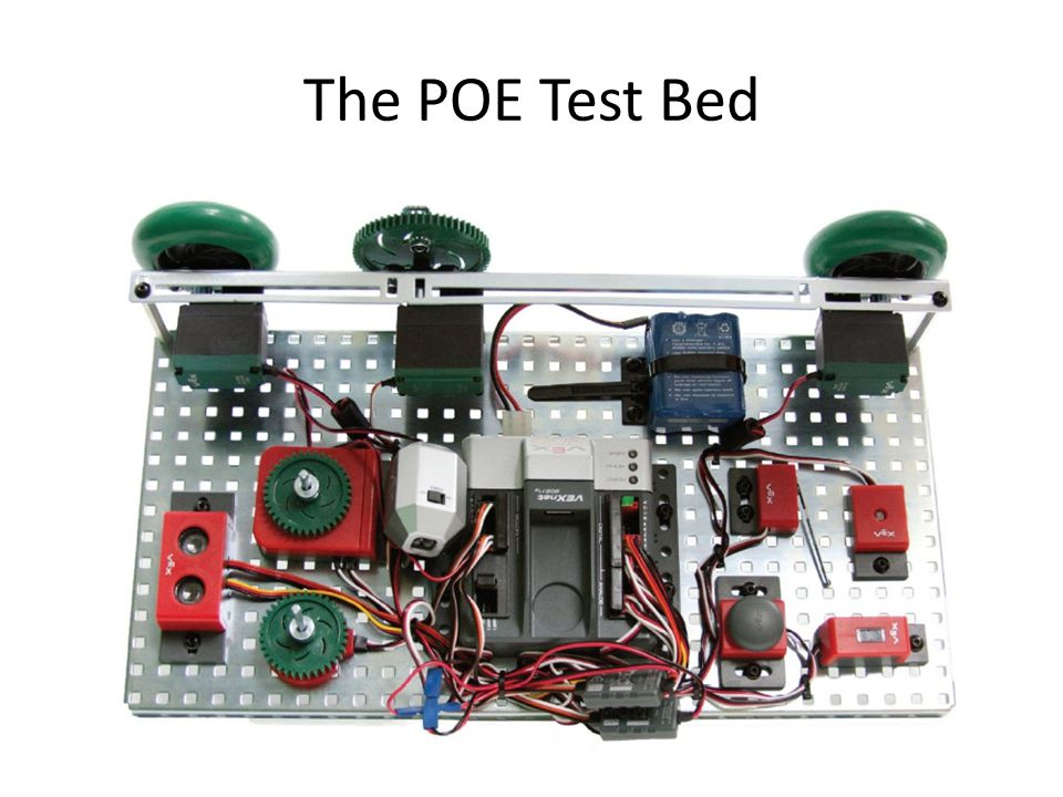 The POE Test Bed