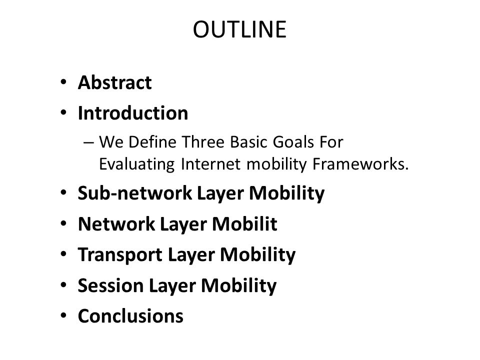 Internetworking is a complex problem, traditionally tackled by splitting responsibilities between several layers of protocols arranged in a stack.