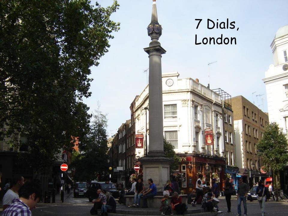 7 Dials, London