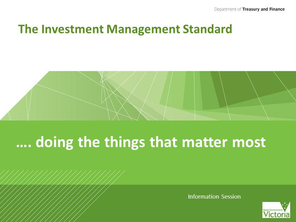 …and the investment story continues