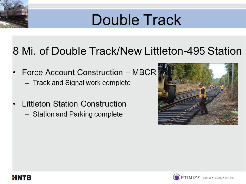 Double Track 8 Mi.