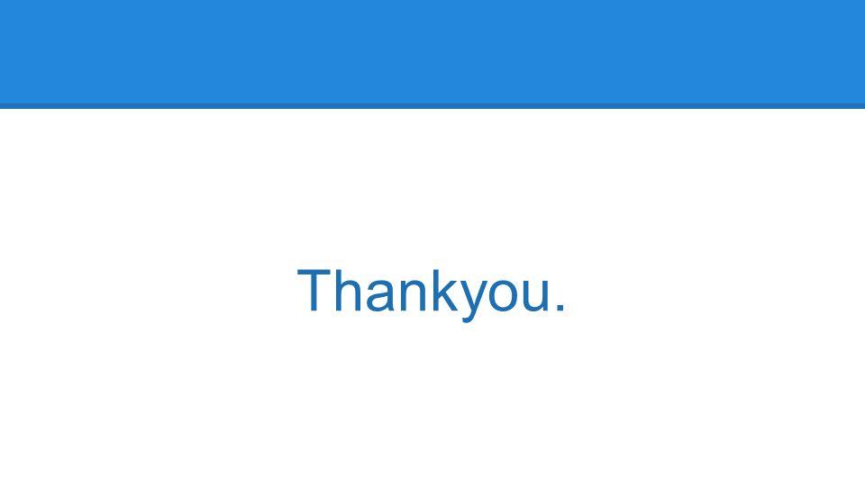 Thankyou.