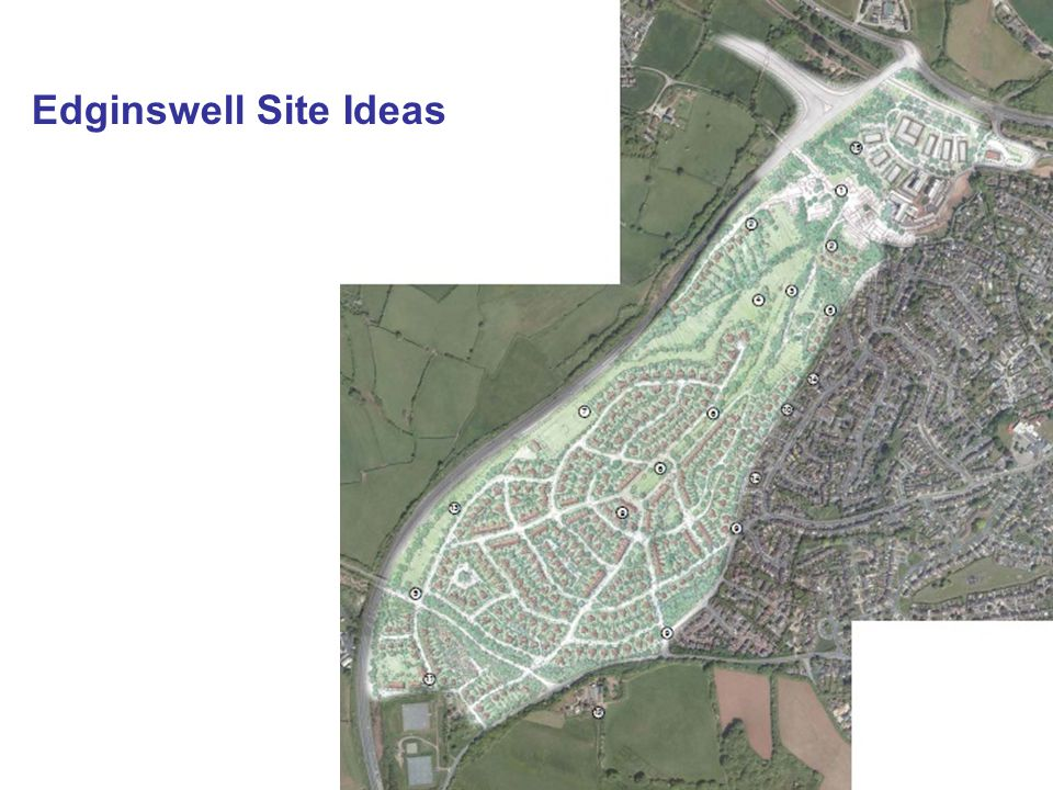 Edginswell Site Ideas