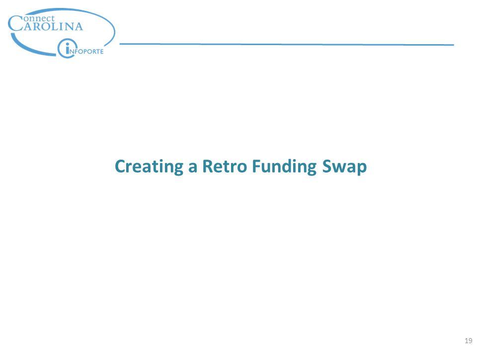 Creating a Retro Funding Swap 19