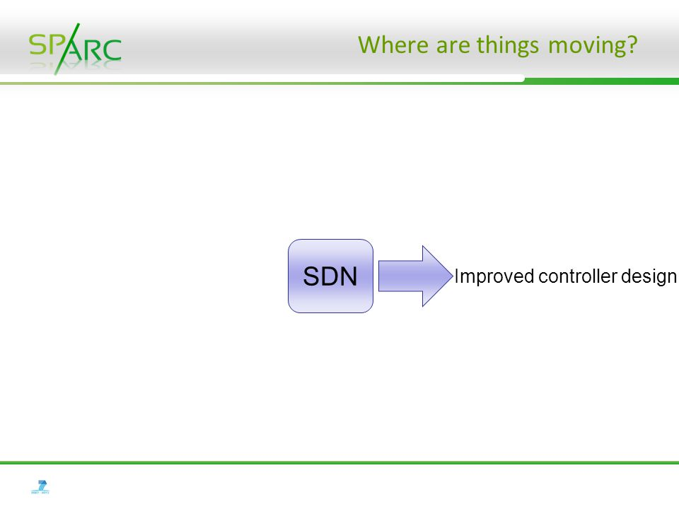 Where are things moving? SDN Improved controller design